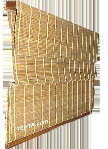 бамбукови щори